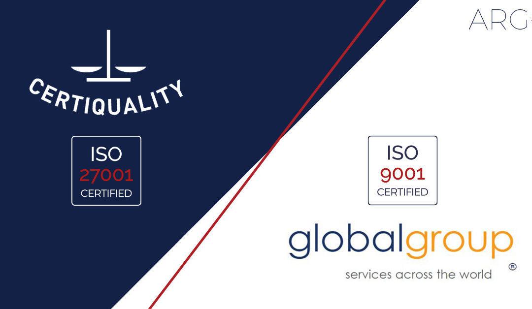 Certificare per competere: Argo scommette su qualità dei processi e sicurezza delle informazioni