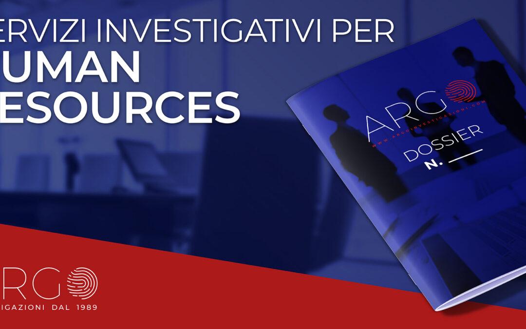 Servizi Investigati per HR