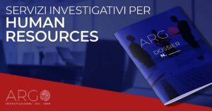 investigazioni aziendali responsabili risorse umane